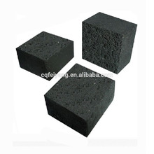 2017 Novo shisha kohlen coco narguilé cubo de carvão