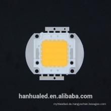 30W Rot / Grün / Blau / UV / Weiß / Warmweiß 1400mA LED Integrierte High Power LED Perlen