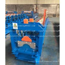 Grat Kappe Formmaschine, Stahl Ridge Kaltumformmaschine, Metalldach Ridging Cap Maschine