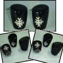 Neuer Keramik-Salzspender mit Weihnachts-Design für BS12056D