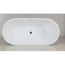 Классическая автономная ванна в акриловой