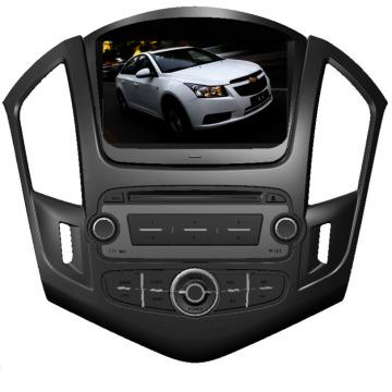 Windows CE Car DVD Player for 2013 Chevrolet Cruze (TS8532)