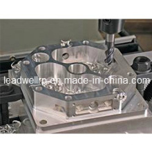 OEM CNC Prototype Machining Aluminum Steel Turned Parts (LW-02366)