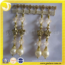 2015 Main Plastic Acrylic and Crystal Double Beads and Beaded Curtain in Home and Garden for Doors and Windows