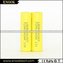 LG HE4 18650 2500mah E-bike Battery