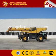 XJCM grúa móvil de 40 toneladas QRY40 grúa de terreno accidentado