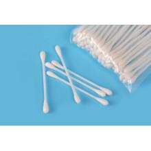 С CE FDA ISO сертифицированный Китай Деревянный стерильный хлопок Tipped Applicator