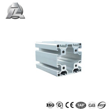 Tolérances étanches standard et personnalisées perfil de aluminio extruido