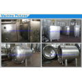 Round Vacuum Drying Machine in Pharmaceutical Chemistry