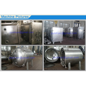 Round Vacuum Drying Machine for pharmaceutical product