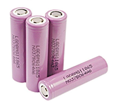 magic flashlight Lithium Ion Rechargeable 18650 battery