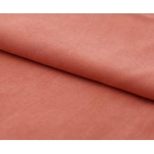 Tissu de peau de pêche de polyester en nylon 75D 300D
