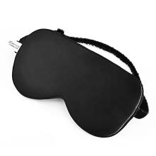100% 19mm seda beleza máscara de olhos de luxo para dormir