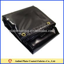 Vinyl-PVC-beschichtete LKW-Abdeckung Plane Material in China hergestellt