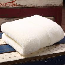 Super soft color fastness 100% cotton face towel & hand towel