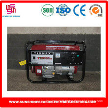 2kw Tigmax Petrol Generator Key Start for Power Supply Elemax Face (TH3000DX)