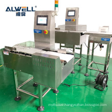 High Accuracy Automatic Check Weigher Machine/Weighing Scale with Rejector