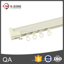 Алюминиевые и пластиковые направляющие для занавесок окон GD08