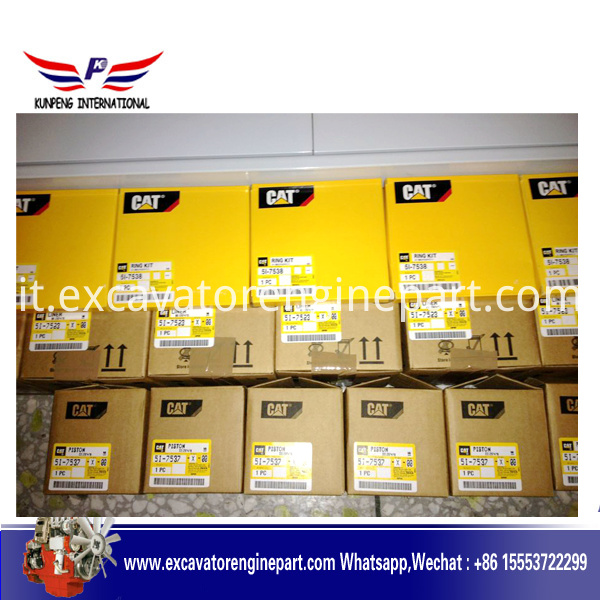 Caterpillar engine spare parts