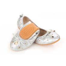Zapatos de bailarina plegables Zapatos de mujer
