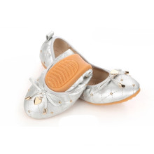 Foldable Ballerina Shoes Women Shoes