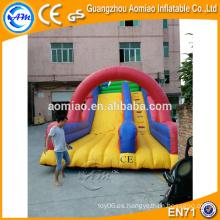 Juguetes inflables de la diapositiva de la escalera de la diapositiva n del resbalón caliente de la venta para los cabritos