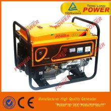 Bajar generador de gasolina pequeño silencioso ruido