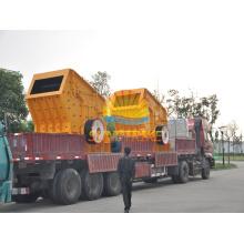 Роторная Дробилка для камня дробления используется в горнодобывающей промышленности