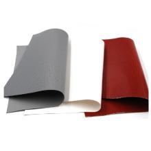 Tecido de fibra de vidro revestido de silicone anticorrosivo