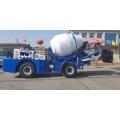 Precio del camión del mezclador concreto de 4 metros cúbicos