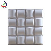 paneles de pared de plástico 3d formando al vacío a prueba de agua