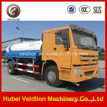 Sinotruk 4000 Gallons, 16, 000 Litres Water Tanker Truck