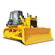 Cummins Engine 11.9cbm Shantui Bulldozer With Ripper