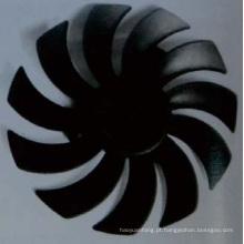 Ventilador de apoio Dz10015 refrigeração ventilador 100 * 100 * 15mm
