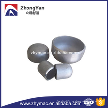 stainless steel pipe end cap,hdpe pipe end cap