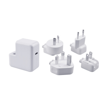 Caricabatterie USB C PD 30W per Apple