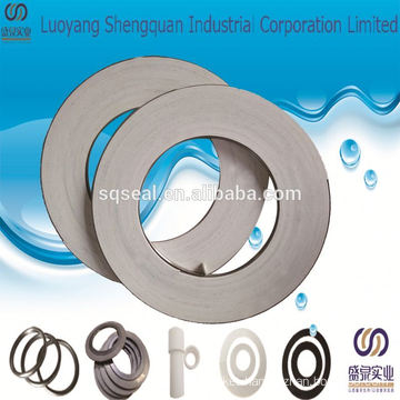 Inner and Outer Ring with epoxy coated of Spiral Wound Gasket