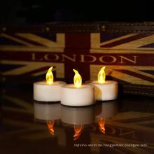 Weihnachtskerze LED-Licht Teelichtkerze