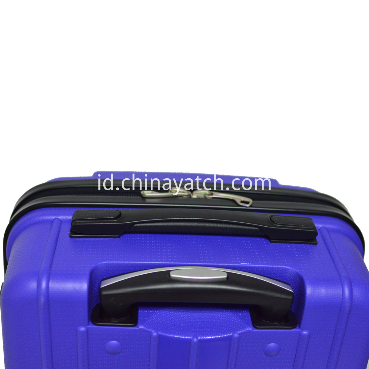Unbreakable PP luggage