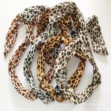 Повязка для волос из кролика повязки для платка-держателя для конского хвостика