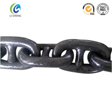 Marine weld steel stud anchor chain