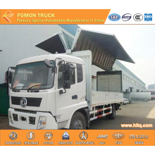 Dongfeng 170hp wing body truck for export