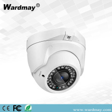 OEM 4.0 / 5.0MP Keamanan CCTV IR Dome IP Camera