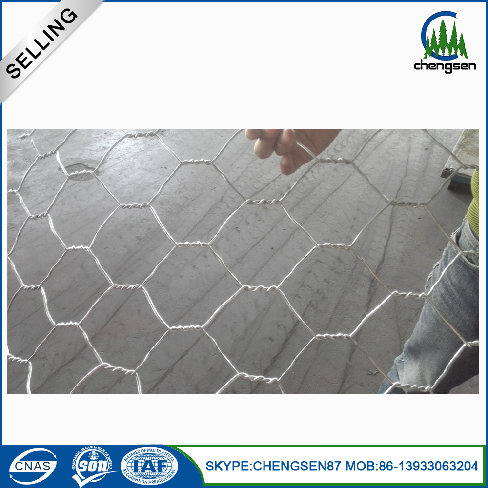 Heavy hexagonal wire netting (2)