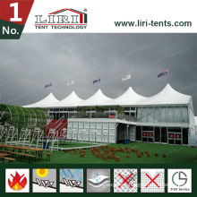 Cube Structure Tent Used for VIP Events
