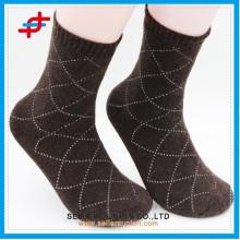 Тонкие хлопчатобумажные носки для мужчин