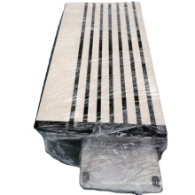 Paper Mill Sheet Forming Strips Set Forming Section Hydro Boxes Zirconia Ceramic Scraper Blades