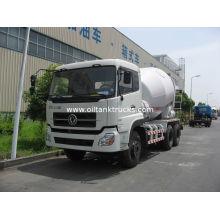 8 - 10cbm 6x4 B520jj Bao Steel Dongfeng Concrete Mixer / Mixing Trucks
