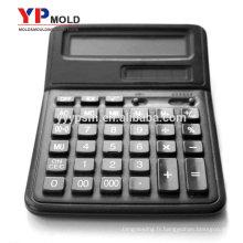 Calculatrices de bureau OEM avec moulage par injection plastique fonction temps et horloge