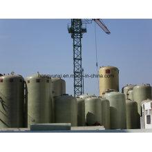 Tanques de enrolamento de filamentos para aplicações industriais